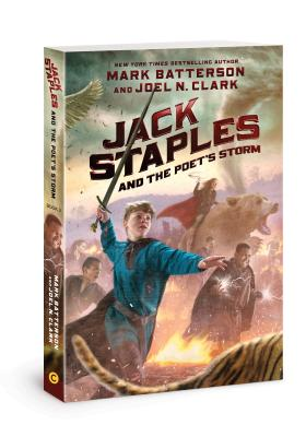 Image for Jack Staples and the Poet's Storm (Volume 3)