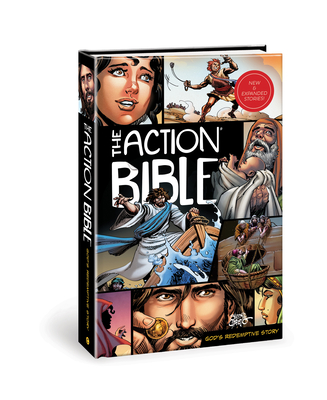 Image for The Action Bible: God's Redemptive Story (Action Bible Series)
