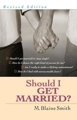 Image for Should I Get Married?