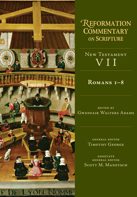 Image for Romans 1-8 (Reformation Commentary on Scripture)