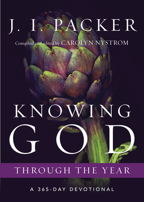 Image for Knowing God Through the Year: A 365-Day Devotional (Through the Year Devotionals)