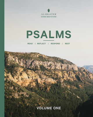 Image for Psalms, Volume 1: With Guided Meditations (Alabaster Guided Meditations)