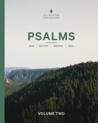 Image for Psalms, Volume 2: With Guided Meditations (Alabaster Guided Meditations)
