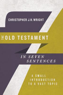 Image for The Old Testament in Seven Sentences: A Small Introduction to a Vast Topic (Introductions in Seven Sentences)