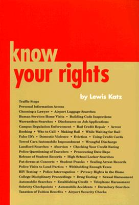 Image for Know Your Rights