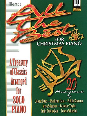 Image for All the Best for Christmas Piano - Moderate