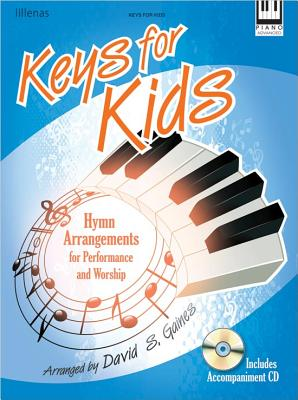Image for c Keys for Kids Keyboard Book with Accompaniment CD (Advanced)