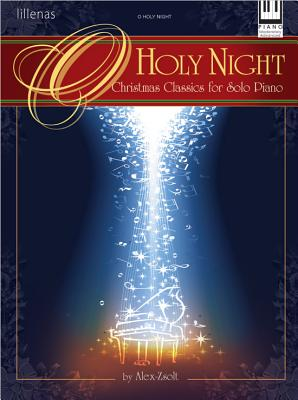 Image for O Holy Night: Christmas Classics for Solo Piano