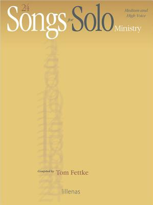 Image for 24 Songs for Solo Ministry: For Medium and High Voice