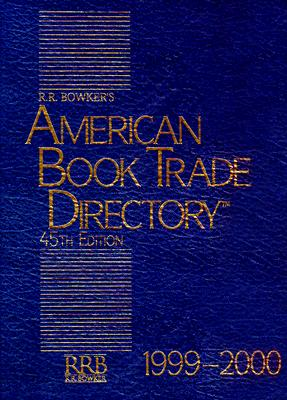 Image for American Book Trade Directory 1999-2000