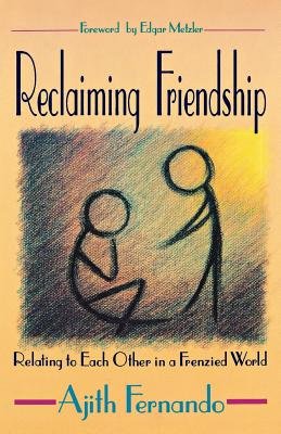 Image for Reclaiming Friendship