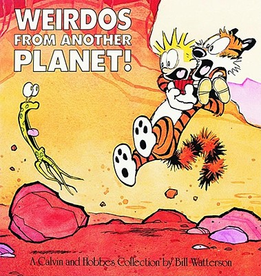 Weirdos From Another Planet!, BILL WATTERSON