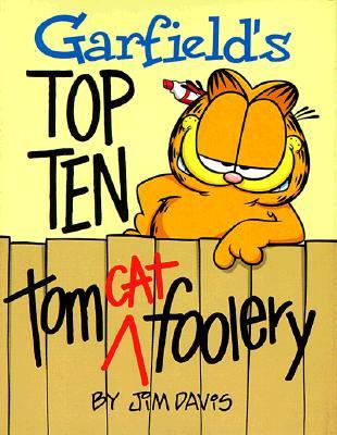 Image for Garfield's Top Ten Tom Cat Foolery