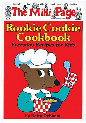 Image for ROOKIE COOKIE COOKBOOK