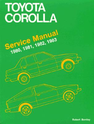 Image for Toyota Corolla Service Manual 1980-1983