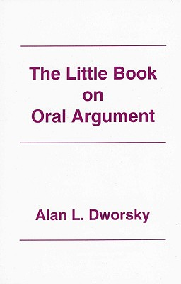 Image for Little Book on Oral Argument
