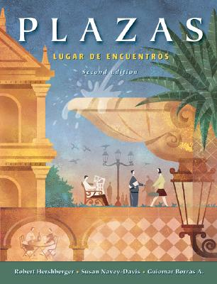 Image for Plazas: Lugar de encuentros (with Audio CD?s) (Available Titles CengageNOW)