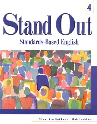 Image for Stand Out L4, Student Text: Standards-Based English (Stand Out (Numbered))