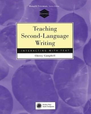 Image for Teaching Second-Language Writing: Interacting with Text  Interacting with Text