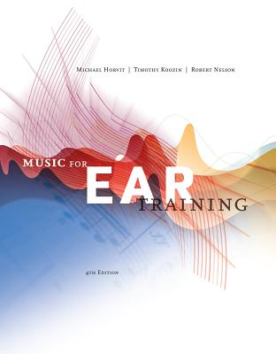 Image for Music for Ear Training (with CD-ROM)