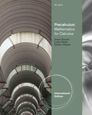Image for Precalculus: Mathematics for Calculus 6th Edition