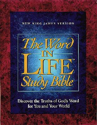 Image for The Word in Life Study Bible: New Testament Edition - New Revised Standard Version