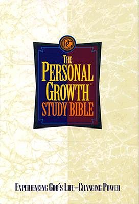 Image for The Personal Growth Study Bible (New King James Version)
