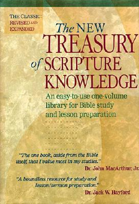 Image for The New Treasury of Scripture Knowledge