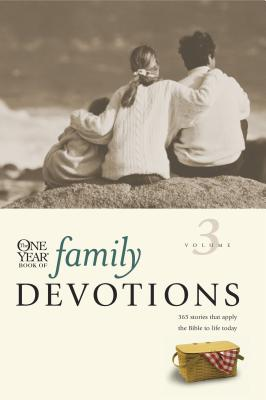 Image for The One Year Book of Family Devotions Volume 3