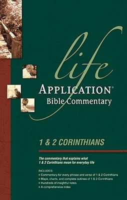 Image for 1 and 2 Corinthians (Life Application Bible Commentary)