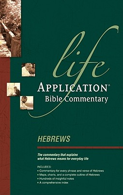 Image for Hebrews (Life Application Bible Commentary)