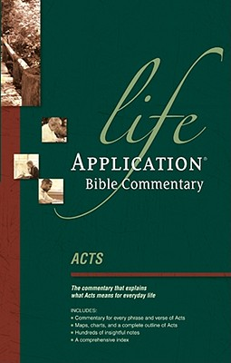Image for Acts (Life Application Bible Commentary)