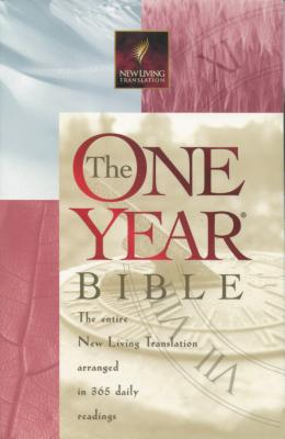 Image for The One Year Bible: NLT1 (New Living Translation)
