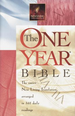 Image for The One Year Bible: Arranged in 365 Daily Readings, New Living Translation