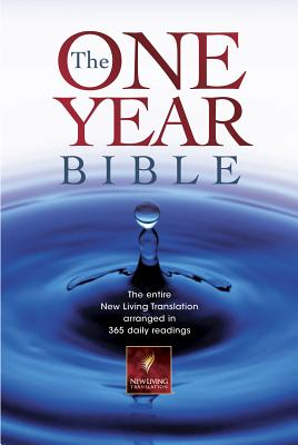 Image for The One Year Bible Compact Edition: NLT1