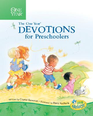 Image for The One Year Devotions for Preschoolers (Little Blessings Line)