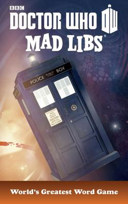 Image for Doctor Who Mad Libs