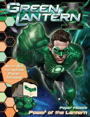 "Green Lantern: Power of the Lantern, ""Beaumont, Christopher"""
