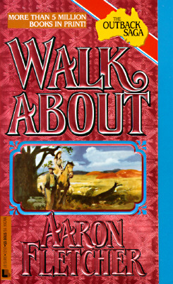 Image for Walk About (The Outback Saga)