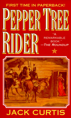 Image for Pepper Tree Rider by Curtis, Jack