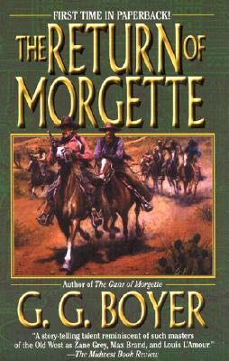 Image for The Return of Morgette