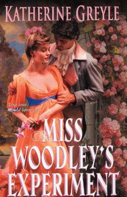 Miss Woodley's Experiment, Katherine Greyle