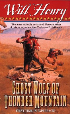 Image for GHOST WOLF OF THUNDER MOUNTAIN