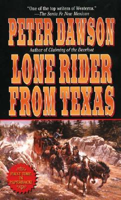 Image for Lone rider from Texas