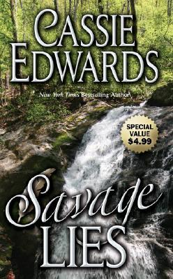 Savage Lies (Savage (Leisure Paperback)), CASSIE EDWARDS