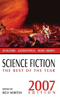Image for Science Fiction: The Best of the Year 2007