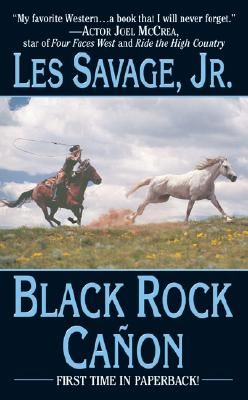 Black Rock Canon (Leisure Western), LES SAVAGE