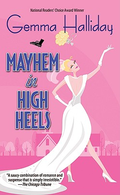 Image for Mayhem in High Heels (Romantic Mysteries)