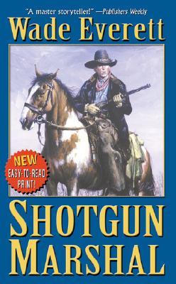 Image for Shotgun Marshal (Leisure Western)