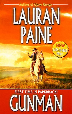 Gunman (Leisure Western), LAURAN PAINE
